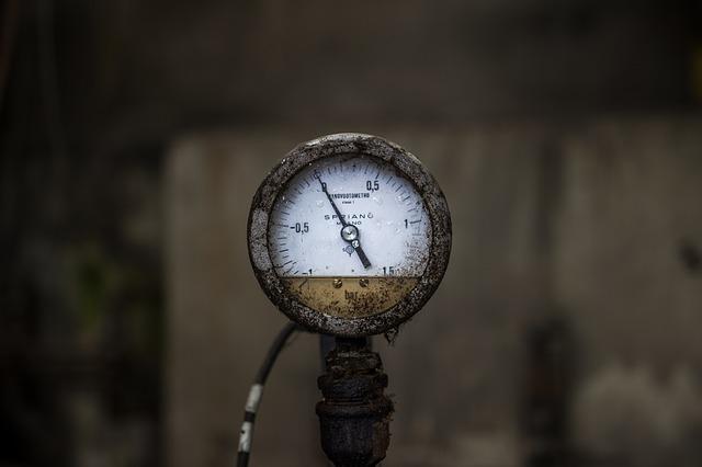 Regulacija in kontrola za opreme pod tlakom
